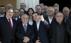 Grieķijas jaunajai valdībai ir ciešas saites ar Kremļa ekspansijas ideologu Duginu, atklāj sarakste
