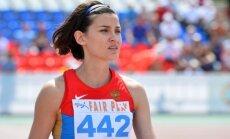 Titulētajai augstlēcējai Čičerovai dopinga lietošanas dēļ atņem 2008.gada olimpisko spēļu bronzu