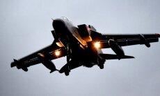 Karte: Kā Krievija un ASV ar militāro bāzu būvi nostiprinās Sīrijā