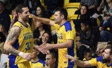 'Ventspils' basketbolisti sagādā pirmo neveiksmi Čempionu līgā Adomaiša stūrētajai 'Neptūnas'