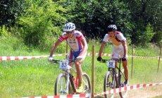 Foto: Preimanim smagos laika apstākļos 39.vieta Eiropas čempionātā kalnu riteņbraukšanā