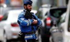 Beļģijā vairākos desmitos pretterorisma reidu aizturēti 12 cilvēki