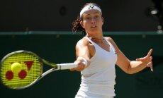 Первая ракетка Бухареста Севастова не нашла аргументов в четвертьфинале