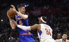 Porziņģa domstarpībās ar 'Knicks' joprojām neesot atrasts risinājums