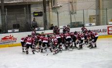 'Rīgas' hokejisti izstājas no MHL izslēgšanas spēlēm un noslēdz sezonu