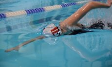 Ņikitina starptautiskajā peldēšanas festivālā 'Riga Sprint 2016' labo vēl vienu Latvijas rekordu