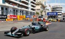 Rosbergs triumfē Monako 'Grand Prix' izcīņā