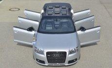 Sešdurvju 'Audi A3' kabriolets
