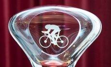 Smukulis pirmo reizi nosaukts par Latvijas labāko riteņbraucēju