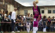 Vācijā notikušas hipsteru olimpiskās spēles