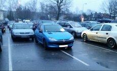 Nobildē parkošanās meistarstiķi un parādi 'Delfi Aculieciniekam'!