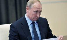 Kremlis: Putina un Trampa samitā netiks runāts par Krimu