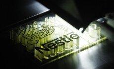 IAAF sponsoru pulku pamet arī 'Nestle'