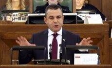'Vienotība' startēs kopā ar Latgales partiju Saeimas vēlēšanās, pārliecināts Abu Meri