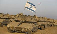 Izraēla bloķējusi ANO sūtņa vizīti