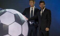 Lionel Messi, Experience Park in Beijing