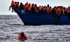 Не менее 25 беженцев утонули при попытке пересечь Средиземное море