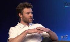 Video: Silovs stāsta par milzīgo spiedienu olimpiskajās spēlēs