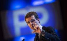 Spānijas Tautas partija izraudzījusies Rahoja pēcteci