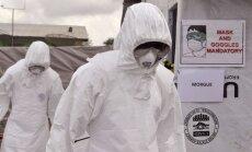 Nav apstiprinājušās bažas par Ebolas vīrusa slimnieka atrašanos Maskavas lidostā