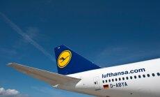 'Lufthansa' stjuarti piektdien uzsāk nedēļu ilgu streiku
