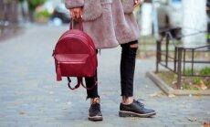 Ērtā mode – mugursomas. Idejas šī aksesuāra izmantošanai ikdienā
