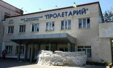 Video: Kaujinieku bāze atbrīvotajā Lisičanskā un 'humānā' palīdzība no Krievijas