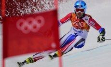 XXII Ziemas olimpisko spēļu rezultāti kalnu slēpošanā vīriešiem milzu slalomā (19.02.2014.)