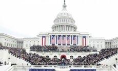 20 января. Заявление Вейониса о баррикадах, бегство пьяного полицейского и инаугурация Трампа