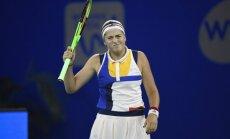 Остапенко в пекинском полуфинале не справилась с Халеп