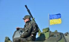 Ukrainas krīze: Kijeva aicina uz pamieru Lieldienu laikā