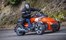 Šonedēļ Ventspilī vērtēs Gada motociklu