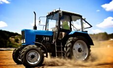 Sēlijā uzdarbojas traktoru zagļi; pēdas ved uz Lietuvu