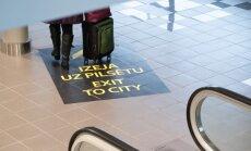 Забастовка работников Ryanair не повлияет на рижские рейсы