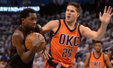 Oklahomas 'Thunder' atsakās no reklāmas un oranžajām formām