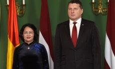 Atvieglos investoru darbību starp Latviju un Vjetnamu