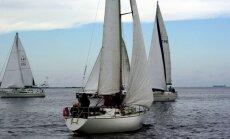 Rojā sācies Latvijas čempionāts jūras burāšanā