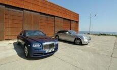 """Тест-драйв. Rolls Royce в Риге: """"вау-фактор"""" на пределе"""