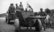 1950. gads: Rīgā atver augstskolu ārstiem, Šūmanis nāk klajā ar plānu Eiropai, Korejā sākas karš