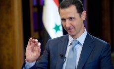 Франция начала расследование военных преступлений режима Асада