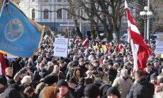 В России предлагают ввести санкции против политиков, выступающих за объявление 16 марта официальным памятным днем