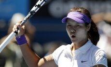 Ķīnietei Li otrā uzvara WTA sezonas noslēguma turnīrā