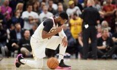 NBA spēlētāji šokēti par Heivorda traumu