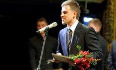 Foto: 'Lielās Mūzikas balvas' saņem Latvijas izcilākie mūziķi