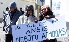 Vējonis neapžēlos 13. janvāra Vecrīgas grautiņos notiesāto Ansi Ataolu Bērziņu