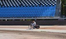 Sestdien Biķerniekos tiks atklāts renovētais spīdveja stadions