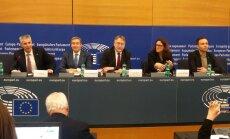 Video: CETA ir modernākais tirdzniecības līgums pasaulē, vienojas ES un Kanādas pārstāvji