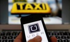 Gaidot 'Uber': likumā plāno ieviest kopbraukšanas pakalpojumu