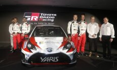 'Toyota Gazoo' WRC komanda – ar Latvalu un Hanninenu sastāvā