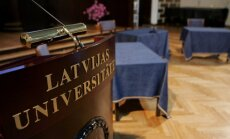 LU ar vieslekciju uzstāsies 'National Geographic' viceprezidents Terenss Adamsons